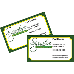 Business Card Example 5