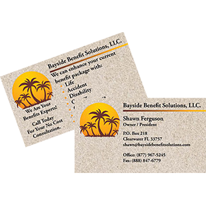 Business Card Example 6