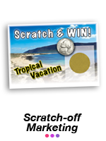 See Scratch Off Printing